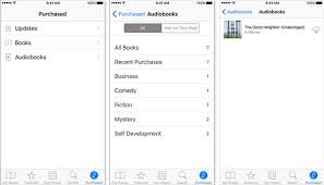 How to Transfer Audiobooks to iPhone without iTunes