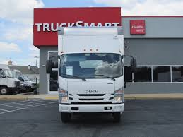 2019 ISUZU NRR 20 FT BOX VAN TRUCK FOR SALE #11110