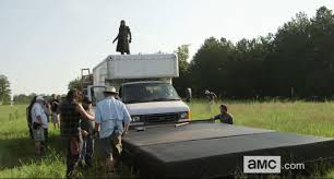 "The Walking Dead"" Features New Stars - My U-Haul StoryMy U-Haul Story"