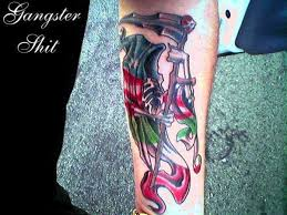 Tattoos Irish And Italian Together Pictures To Pin On Pinterest