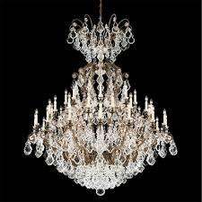 chandelier schonbek new orleans chandelier schonbek eclyptix