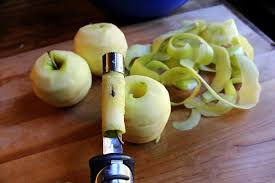I Hope You Have An Apple Corer Mine Pictured Above Came From This Online Source