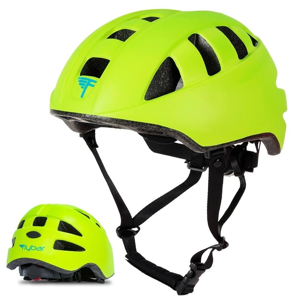 Flybar Junior Sports Helmet Small Green