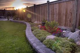 grey retaining wall with charcoal capstone favorite
