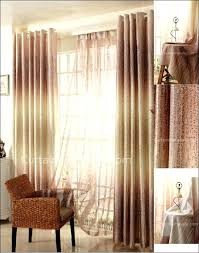 Gold And White Window Curtains by Bay Window Curtain Pole Gold Curtains Office Designs Pictures