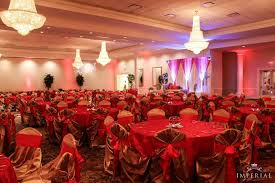 Red And Gold Indian Wedding