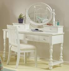 legacy classic furniture olivia olivia white vanity table with