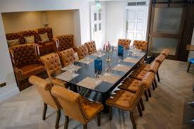 The Badger Co Private Dining Room Edinburgh