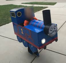Thomas The Train Pumpkin Designs by Thomas The Train Costume 8 Steps With Pictures
