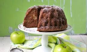 Rustic Apple Cake Recipe