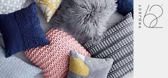Decorative Lumbar Pillow Target by Purple Throw Pillows Target