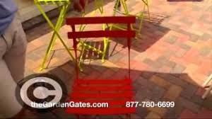Fermob French Bistro Chairs by Cheap Bistro Chairs Metal Find Bistro Chairs Metal Deals On Line