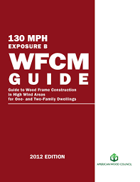 wood frame construction manual 2012
