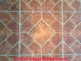 asbestos containing peel and stick floor tiles