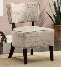 Armless Chair Slipcover Sewing Pattern by Put Armless Accent Chairs To Give A New Look Home Design By John