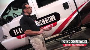 100 Big Country Truck Accessories SEMA 2012 BJ Leanse Fall