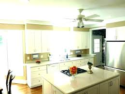 Ceiling Fan Over Kitchen Table For
