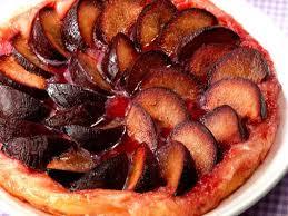 tarte aux prunes avec pâte feuilletée la recette