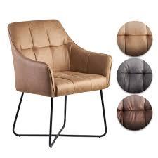 finebuy esszimmerstuhl wildlederoptik küchenstuhl mit schwarzen beinen schalenstuhl stoff metall design polsterstuhl stuhl esszimmer