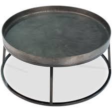 Selena Industrial Coffee Table Joss Main