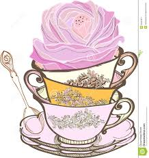 Tea Time Clipart Breakfast Meeting 7