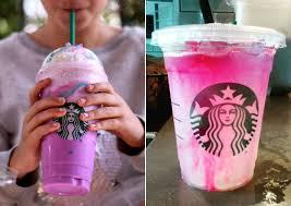 Starbucks Baristas Are Now Creating Unicorn Lemonade Food News