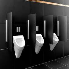 Floor Mounted Urinal Screen by Urinal Partition Urinal Partition Wall All Architecture And