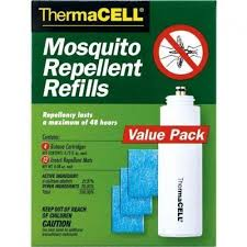 Thermacell Mosquito Repellent Patio Lantern Refills by Thermacell Sporting Goods Ebay