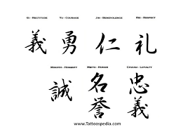 Korean Tattoo Symbols And Meanings