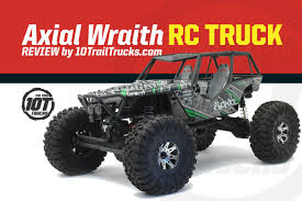 100 Rc Truck Stop Axial Wraith Review A Fast And Durable Trail Basher