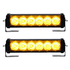 100 Strobe Light For Trucks Amazoncom 2pcs Warning Emergency Beacon S Bar
