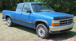 1992 Dodge Dakota Club Cab Pickup Truck | Item C2559 | SOLD!...