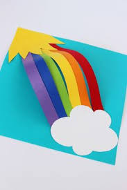 How To Make A Rainbow For St Kids Love Crafts And We Have 3 Easy That Anyone Can Maybe Something Printer Chat