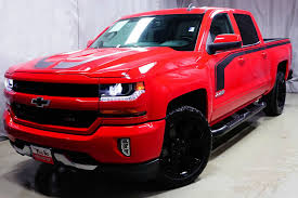 100 Rally Truck For Sale RALLY 2 EDITION 2017 Chevrolet Silverado 1500 LT At