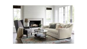 Crate And Barrel Axis Sofa by Verano Cream Sofa Crate And Barrel
