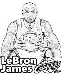 lebron james coloring pages lebron james coloring pages lebron
