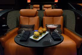 Movie Theatre With Reclining Chairs Nyc by This Luxe Dine In Movie Theater Serves Only Quiet Food New York Post