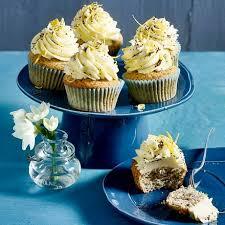 schnelle zitronen mohn cupcakes