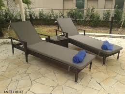 Panama Pool Deck Sun Lounger LS T121HC