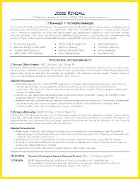 Senior Project Manager Resume Format It Operations Skills Example Me Template Director Customer