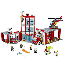 LEGO City Fire Station | 60110 | Toys R Us Canada Lego City 7239 Fire Truck Decotoys Toys Games Others On Carousell Lego Cartoon Games My 2 Police Car Ideas Product Ucs Station Amazoncom City 60110 Sam Gifts In The Forest By Samantha Brooke Scholastic Charactertheme Toyworld Toysworld Ladder 60107 Juniors Emergency Walmartcom Undcover Wii U Nintendo Tiny Wonders No Starch Press