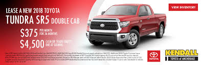 New And Certified Toyota Dealership | Used Cars In Anchorage ...