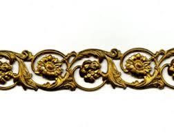 Decorative Metal Banding Material by 6 Brass Banding Mirror Image Metal Banding