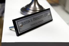 Funny Desk Name Plates by Personalized Acrylic Desk Accessories Decorative Desk Decoration