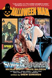 When And How Did Halloween by Ancs 2013 Interview With Drew Edwards Creator Of U0027halloween Man