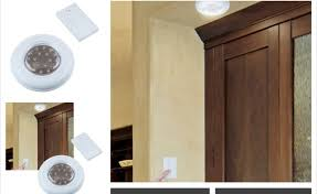 4realdealz 12 99 for cordless ceiling wall light with remote