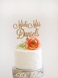 Wedding Cake Topper Ebay Image Custom Mr And Mrs Glitter Gold 2345204 570