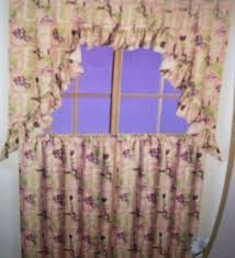 kitchen curtain grapes decorate the house with beautiful curtains