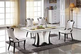 Italian Modern Marble Dining Tables Set Buy Top