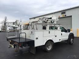 Ford F550 Bucket Trucks / Boom Trucks In Pennsylvania For Sale ...